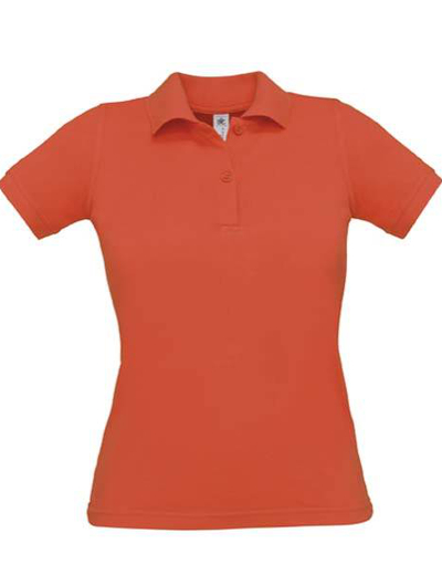 O24•B&C SAFRAN PURE /WOMEN, L,  OUT-sunset orange (80)