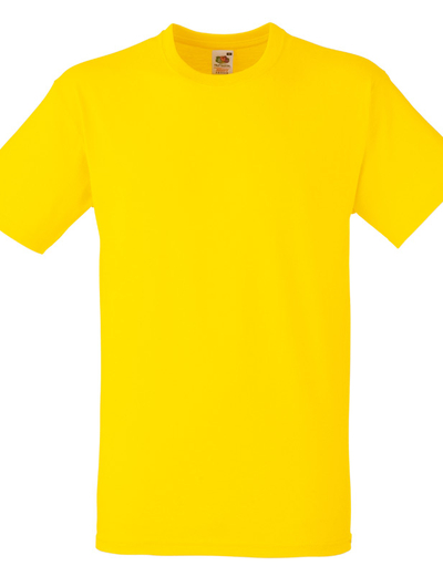 F05•HEAVY T, 2XL,  out-yellow (09)