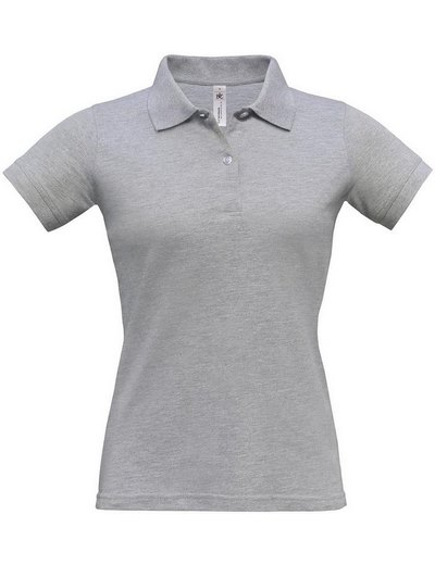 O24•B&C SAFRAN PURE /WOMEN, 2XL, heather grey (15)