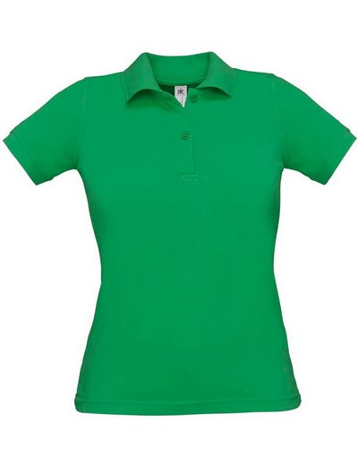 O24•B&C SAFRAN PURE /WOMEN, L, kelly green (30)