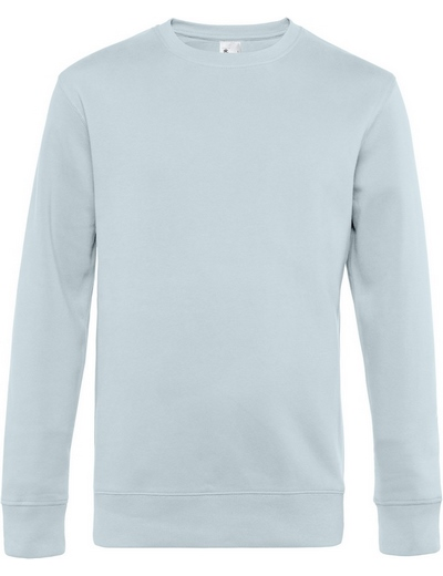 O82•B&C KING CREW NECK, 2XL, pure sky (12)